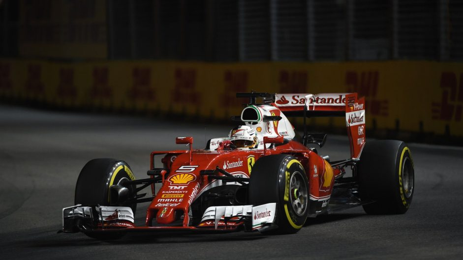 Three teams in the hunt for pole position