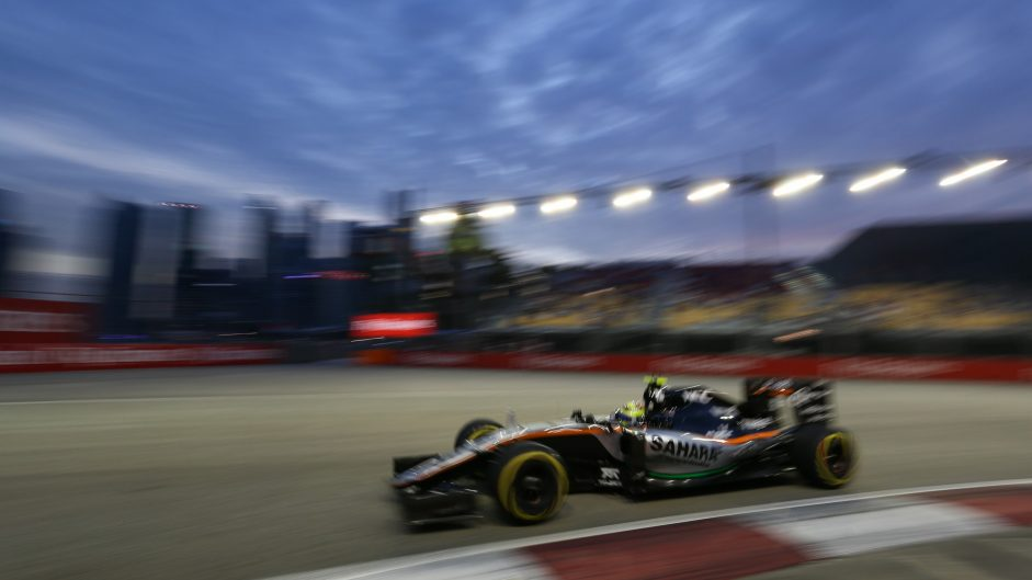 Perez not worried by yellow flag investigations