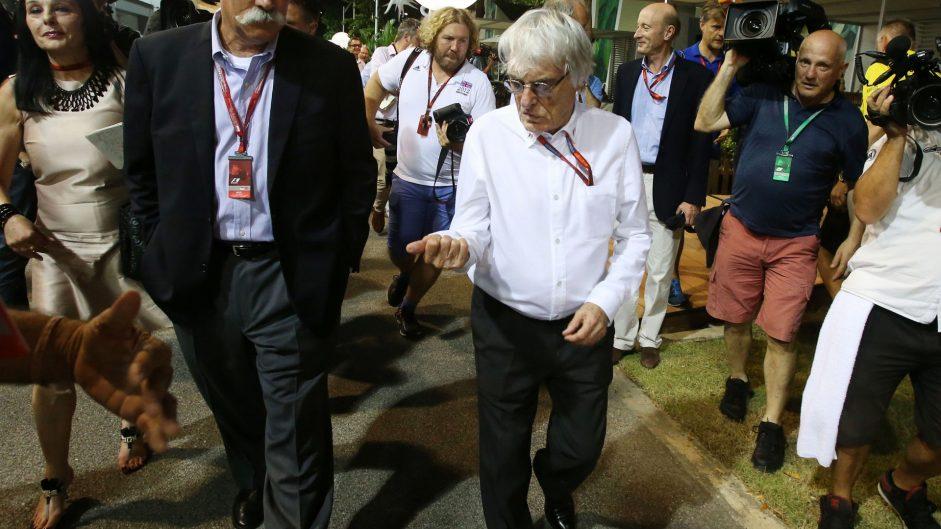 """Formula 1 """"can't be a dictatorship"""" – Carey"""