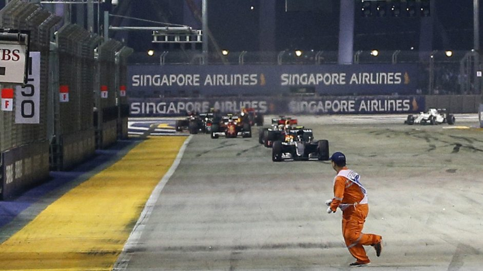 2016 Singapore Grand Prix in pictures