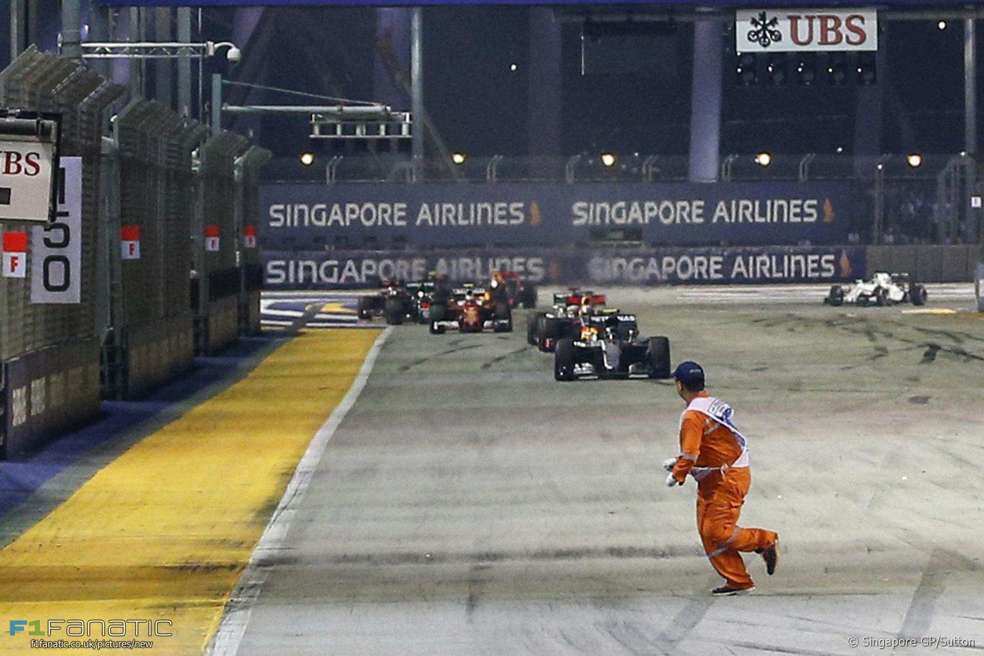 Marshal, Singapore, 2016