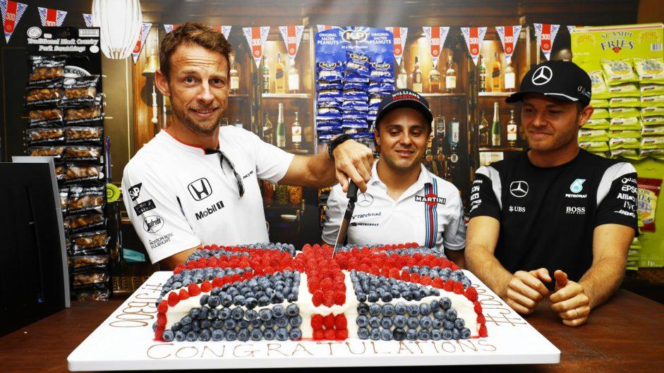 Jenson Button, McLaren, Sepang International Circuit, 2016