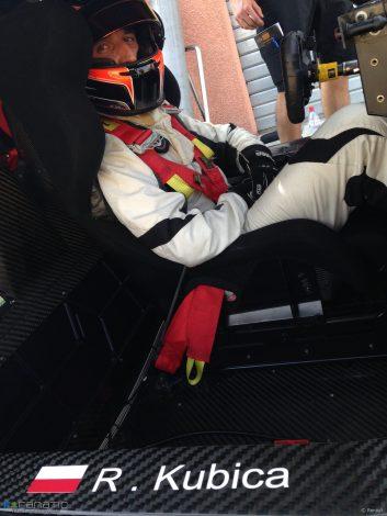 Robert Kubica, Renault RS01, 2016