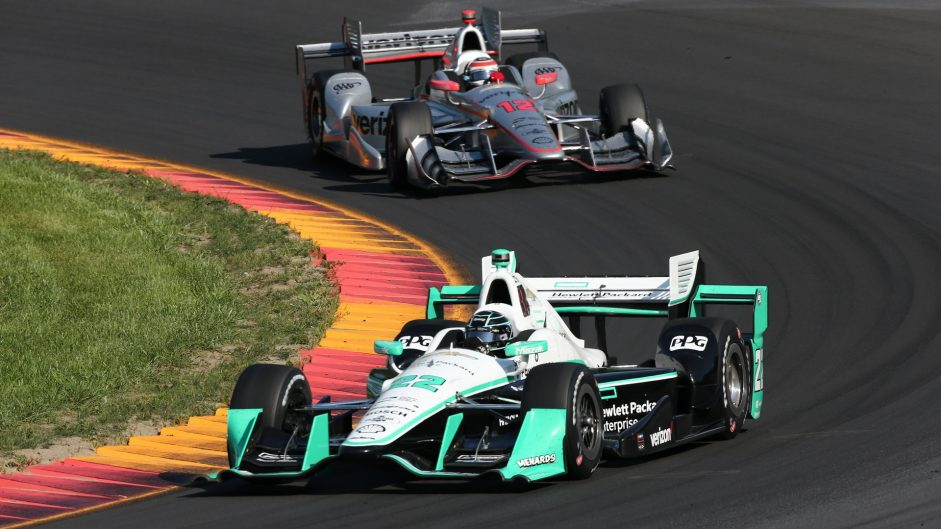 Crash puts IndyCar title decider in doubt