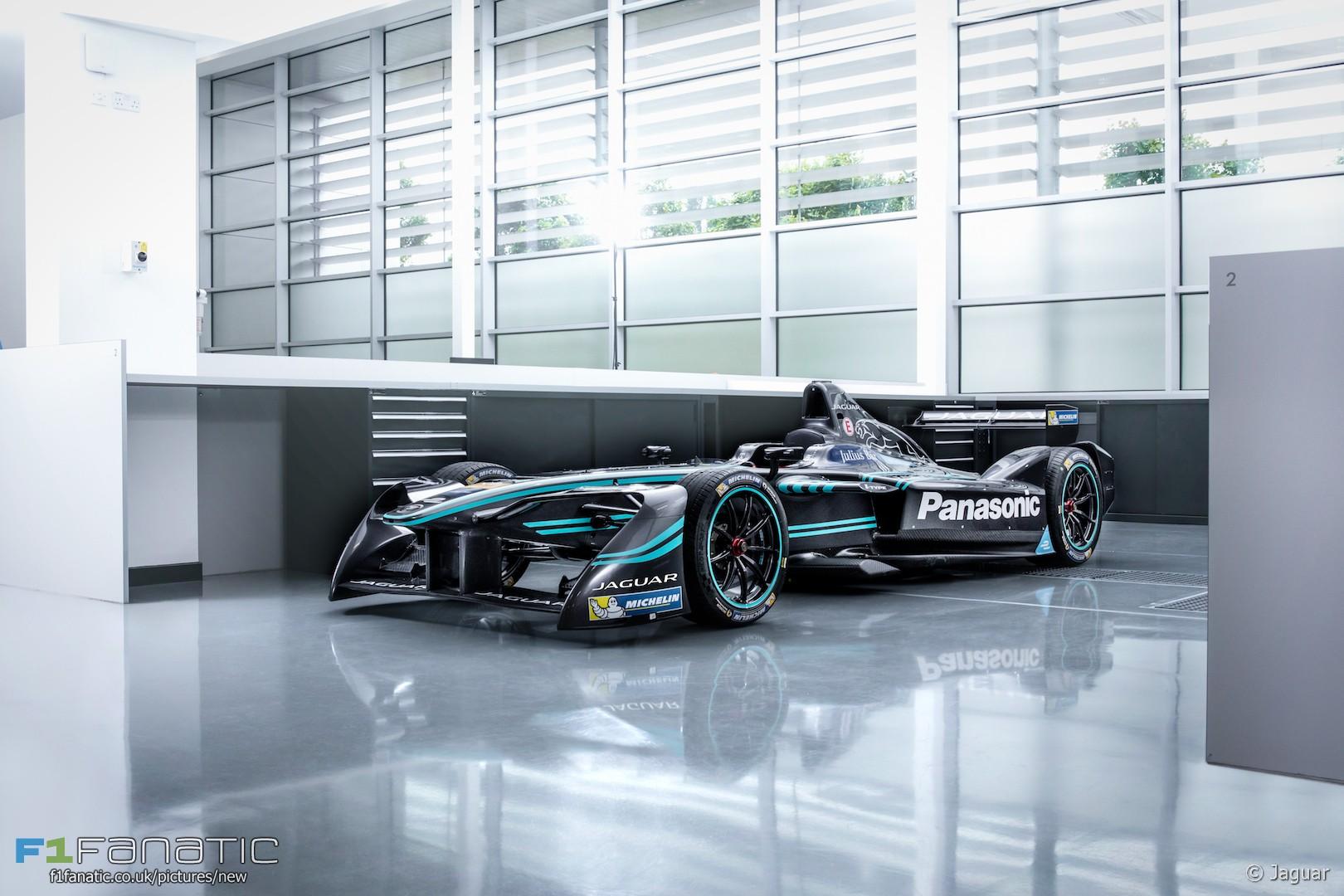 Jaguar Formula E car, 2016-17