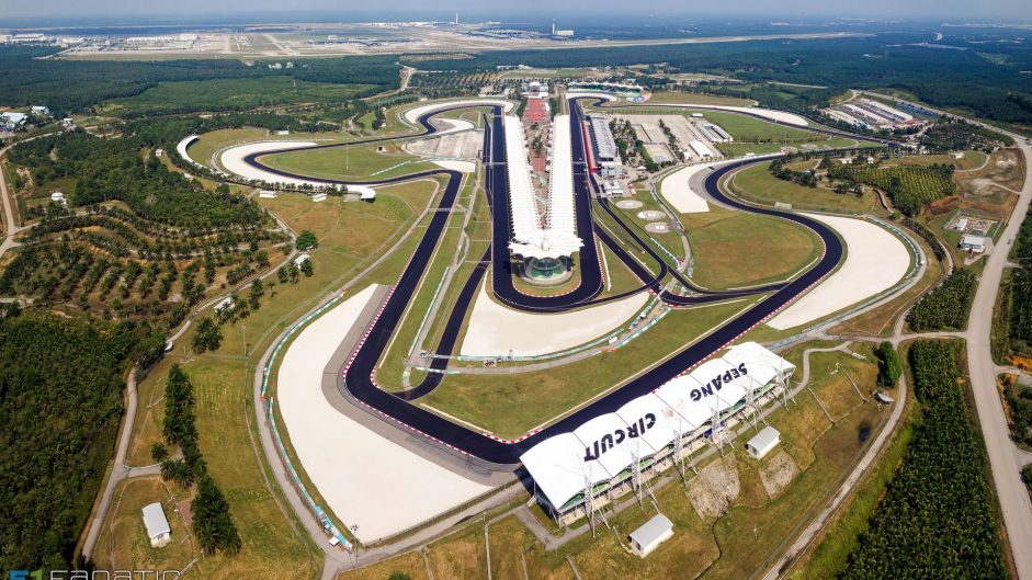 2016 Malaysian Grand Prix track preview