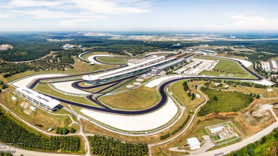 Sepang International Circuit, 2016