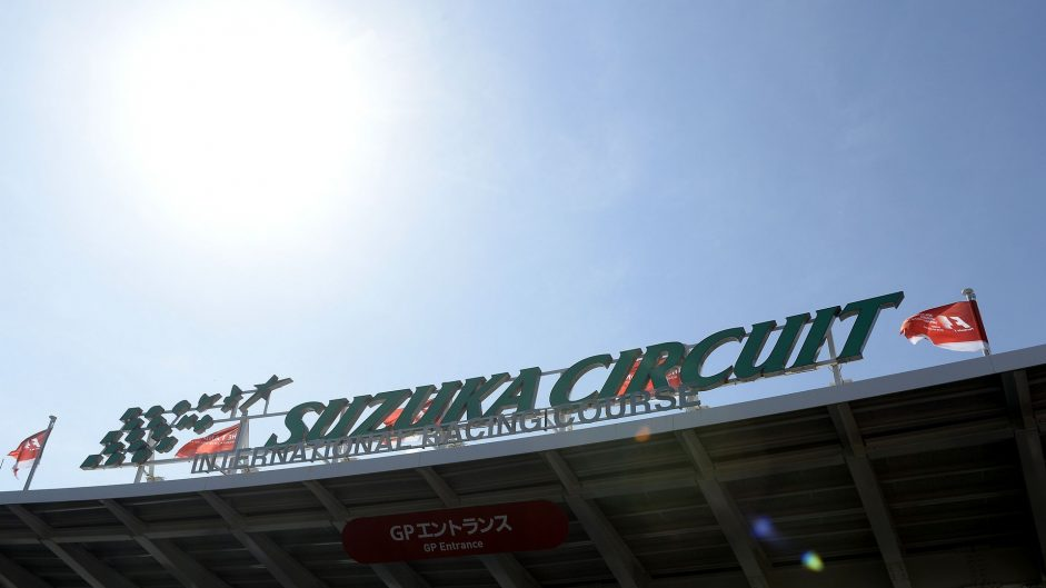 Wet practice but dry race expected at Suzuka