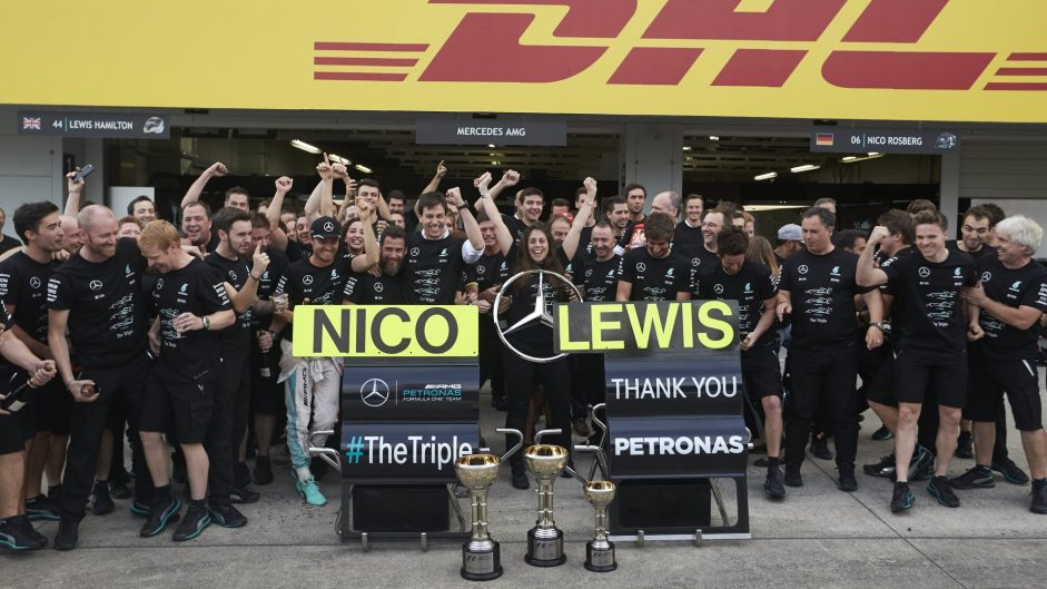 Top ten pictures from the 2016 Japanese Grand Prix