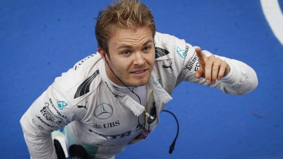 Rosberg would be worthy champion – Hill