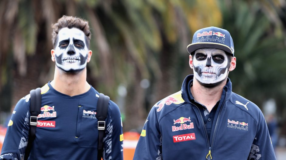 2016 Mexican Grand Prix build-up in pictures