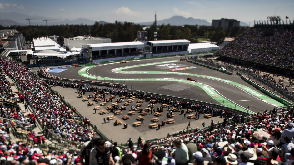 Ultra-soft tyres to be used in Mexico for the first time