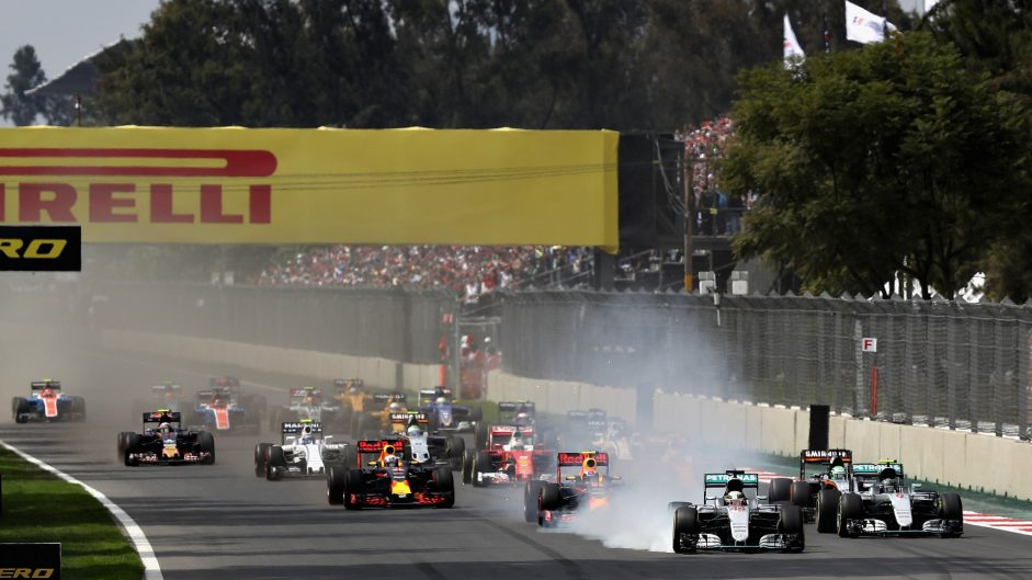 Whiting explains why Hamilton avoided a penalty in Mexico