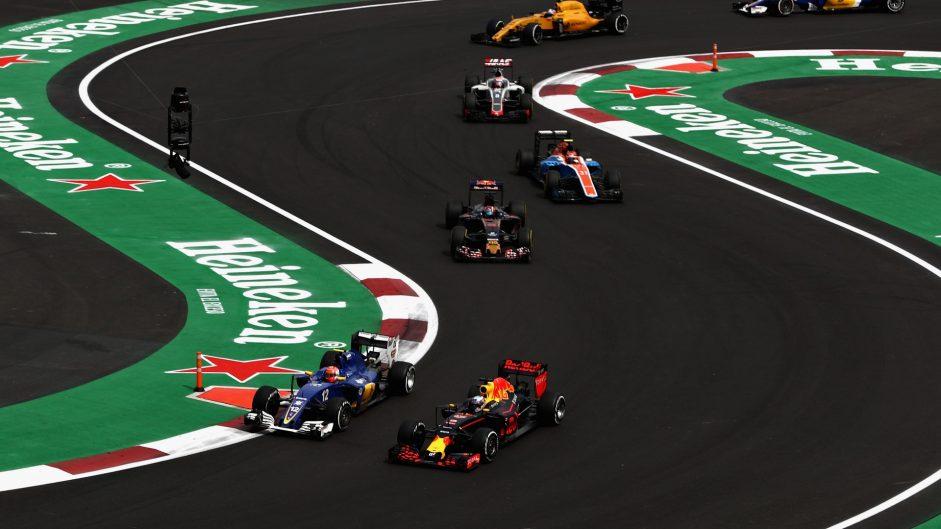 Daniel Ricciardo, Red Bull, Autodromo Hermanos Rodriguez, 2016