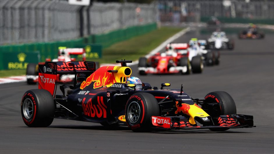 Red Bull prefer harder tyres in Mexican GP choices