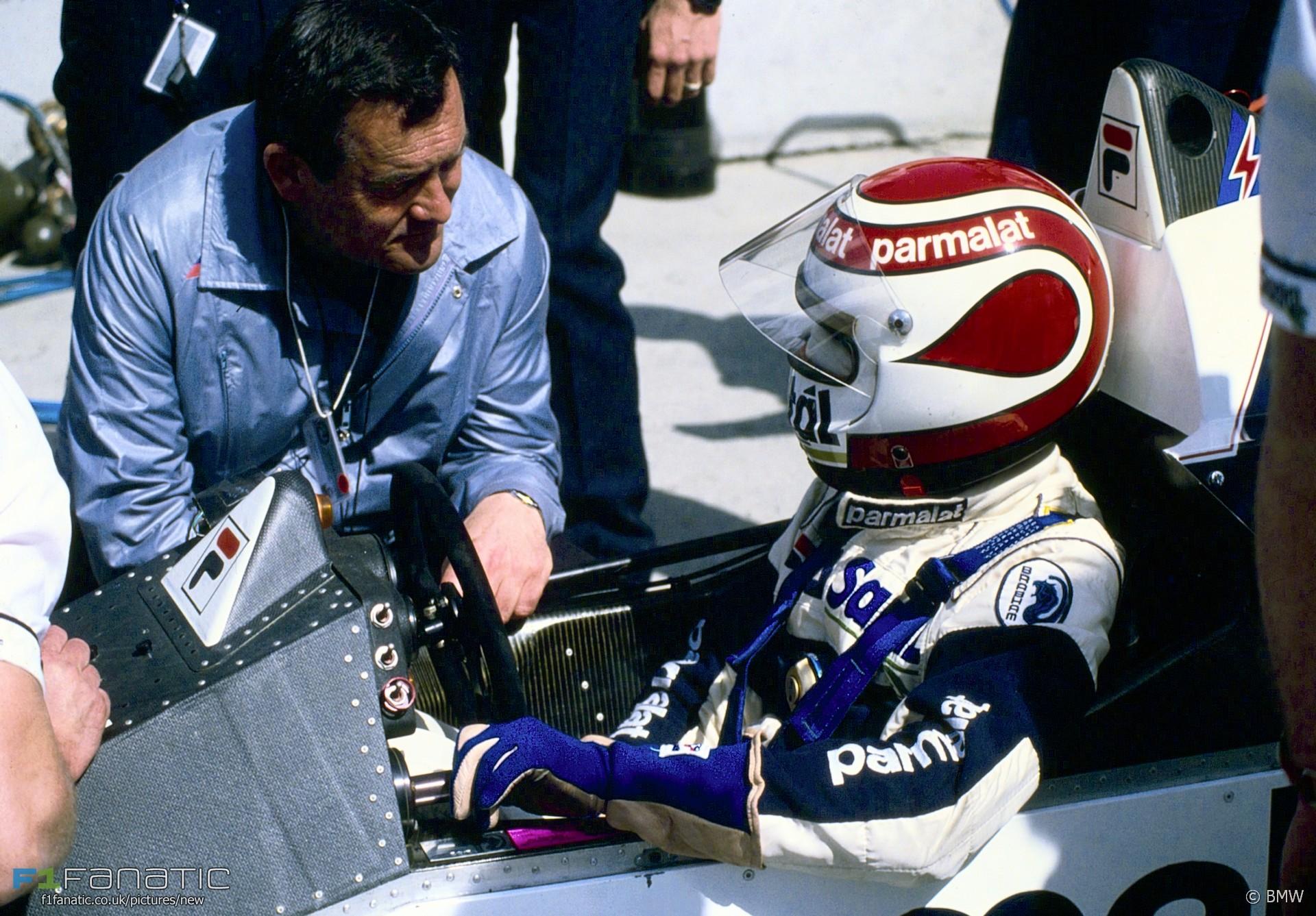 Nelson Piquet, Brabham, 1983
