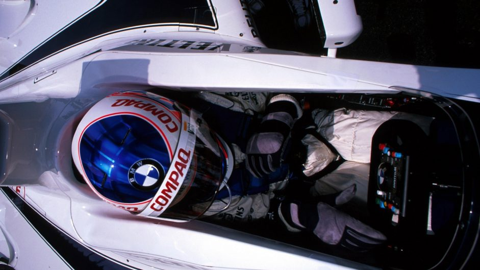 Jenson Button, Williams, Interlagos, 2000