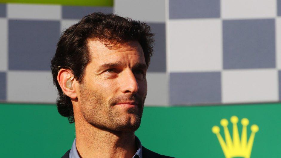 """""""Lucky"""" Webber honoured to join Australian Motor Sport Hall of Fame"""
