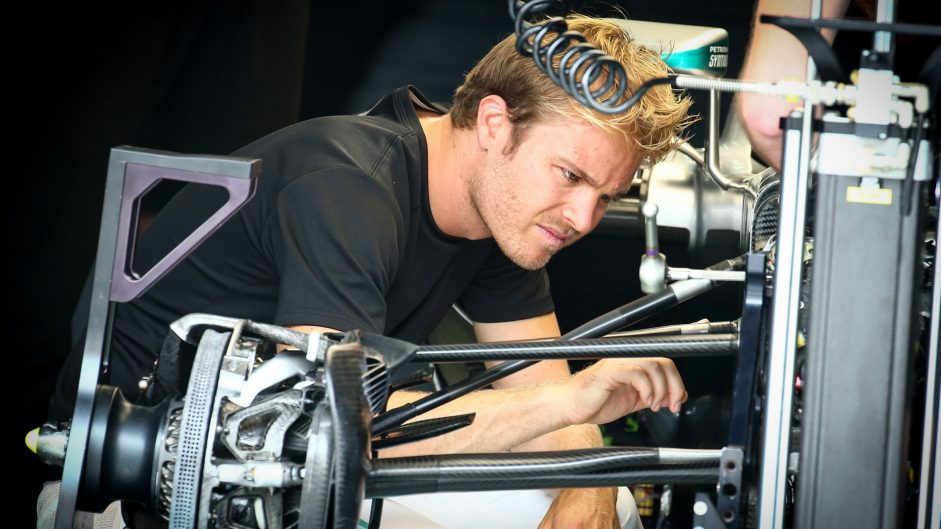 Caption Competition 112: Rosberg the mechanic
