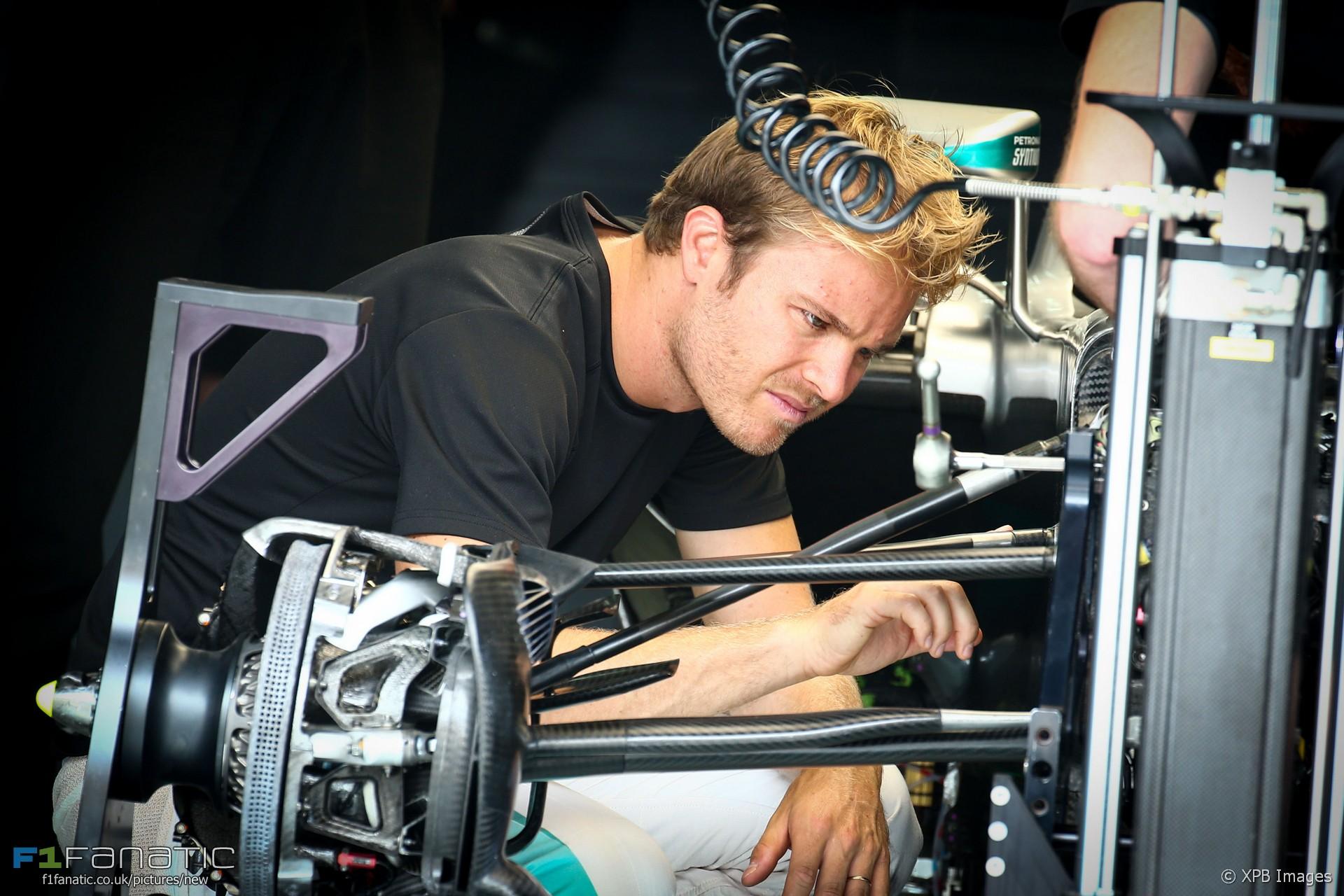 Nico ROsberg, Mercedes, Sepang, 2016
