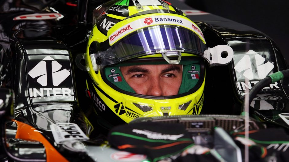 Perez 'will stay at Force India' in 2017