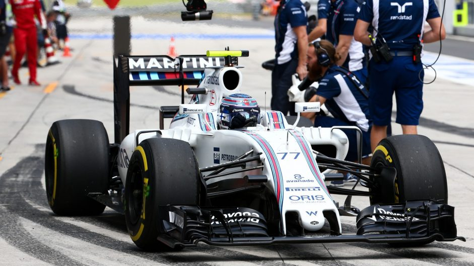 2016 Malaysian Grand Prix tyre strategies and pit stops