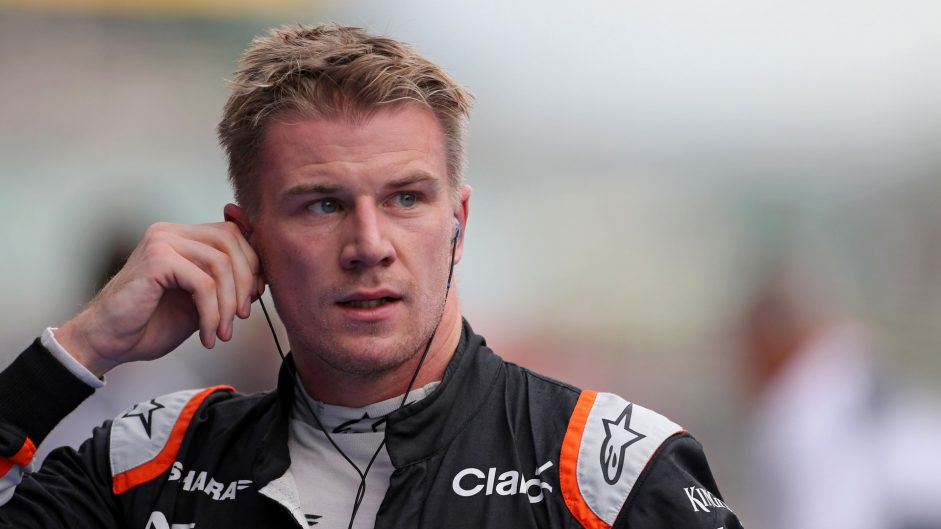 Force India announce Hulkenberg exit