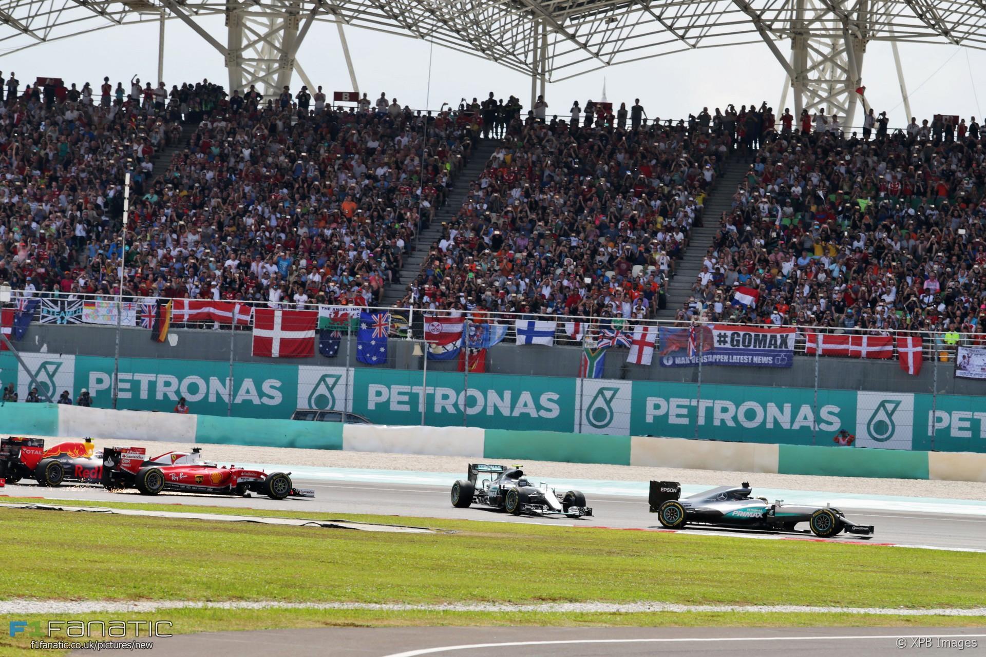 Start, Sepang International Circuit, 2016