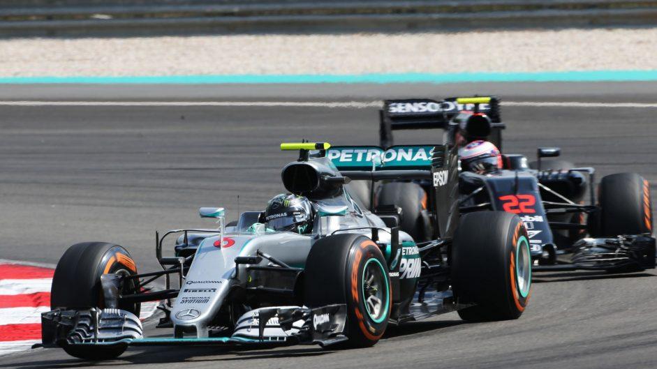 2016 Malaysian Grand Prix championship points