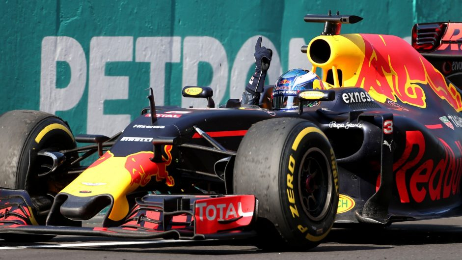 Red Bull win twice on the track and once off it