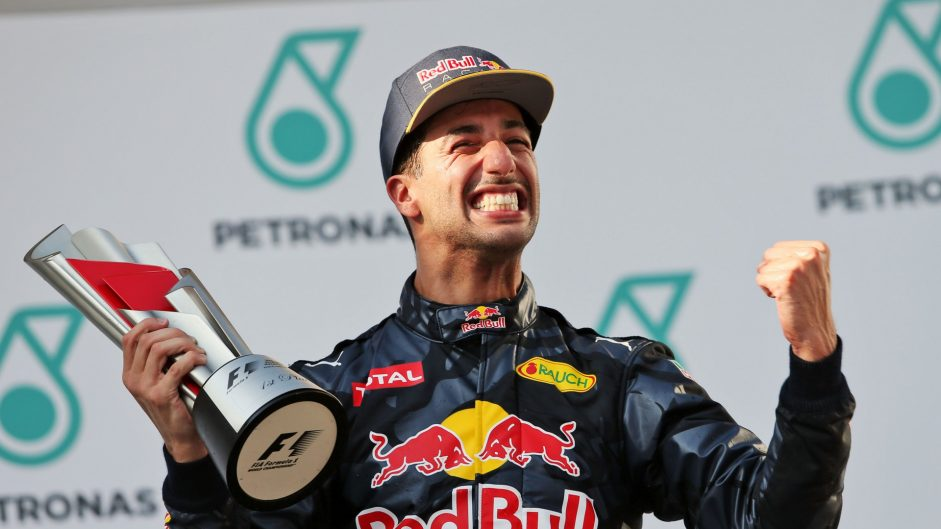 Daniel Ricciardo voted Driver of the Year by F1 Fanatic readers again