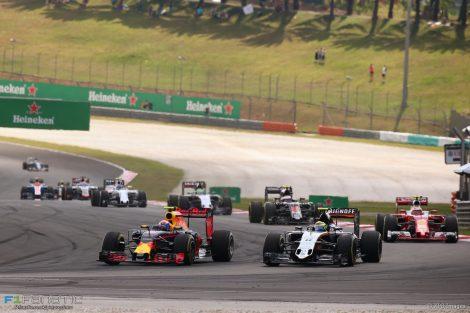 Max Verstappen, Red Bull, Sepang International Circuit, 2016
