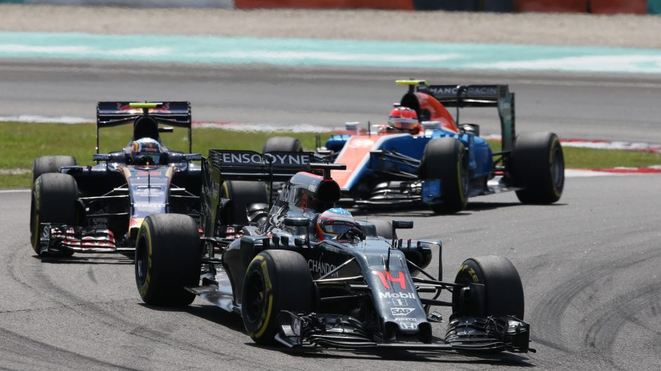 Alonso wins Driver of the Weekend after salvaging seventh