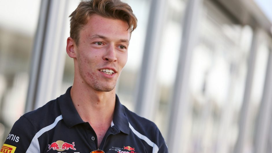 Kvyat retained by Toro Rosso for 2017