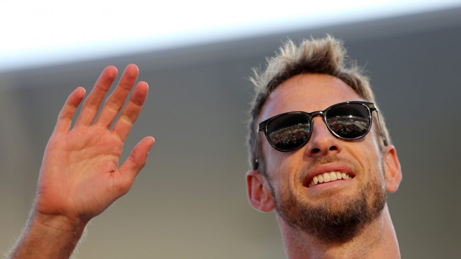 "Button expects ""hugely emotional"" farewell"