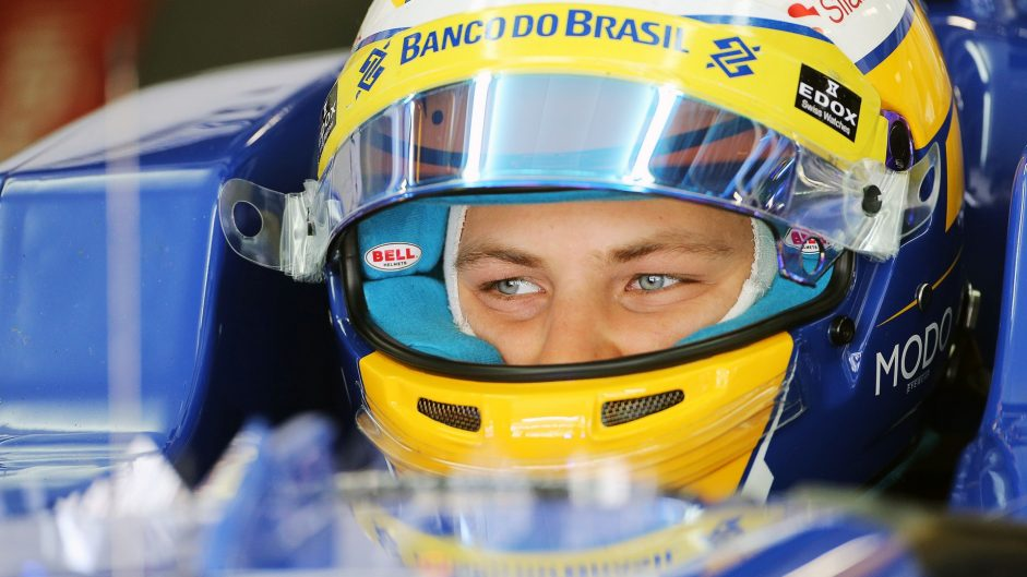 Ericsson stays at Sauber for 2017