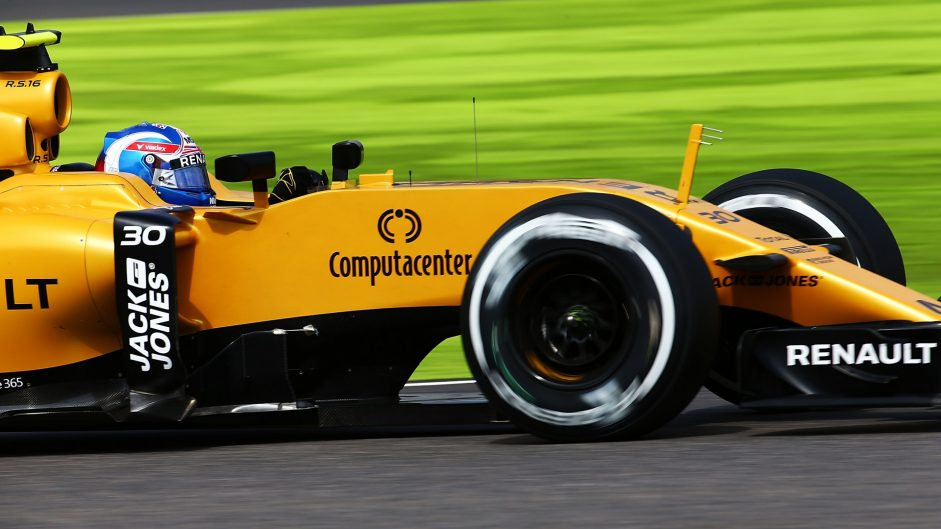 Palmer disappointed not to be higher on the grid