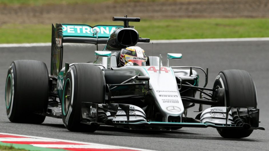 Mercedes favour harder tyres for Mexican Grand Prix