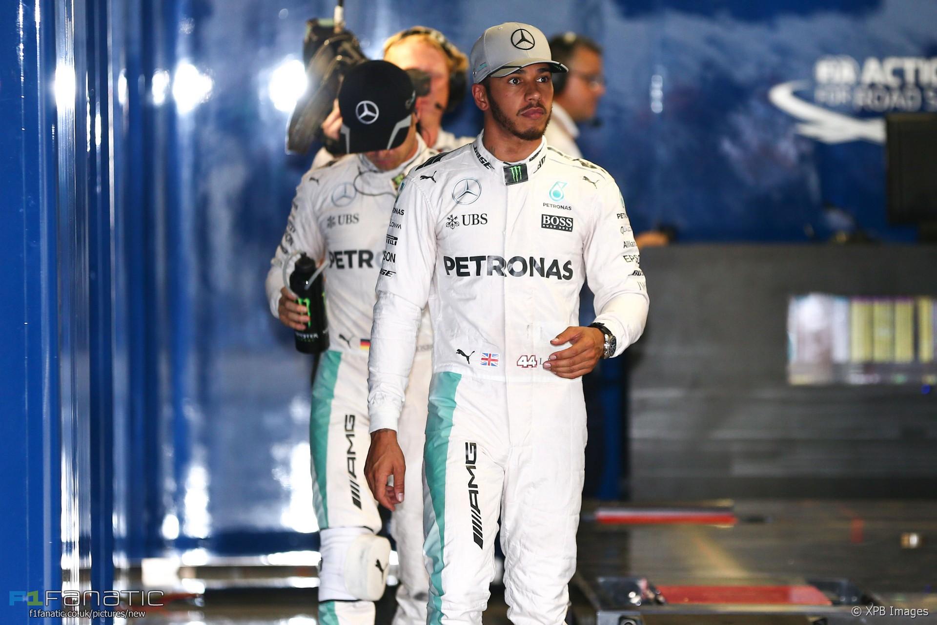 Lewis Hamilton, Mercedes, Suzuka, 2016