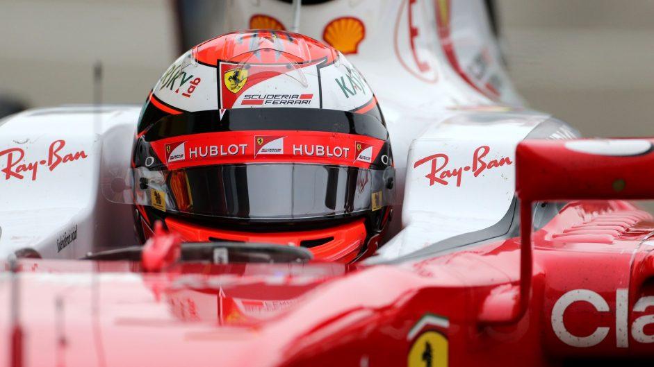 Raikkonen and Button take grid penalties