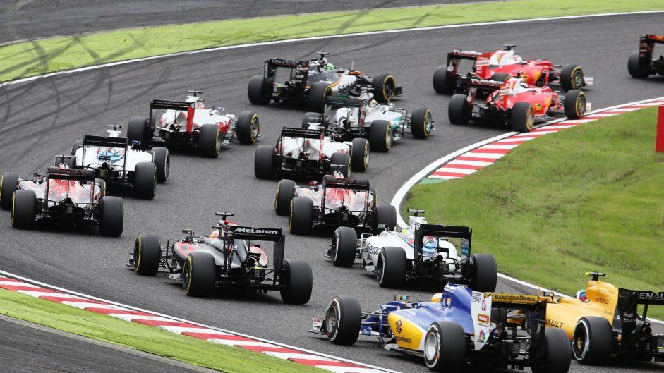 2016 Japanese Grand Prix driver ratings