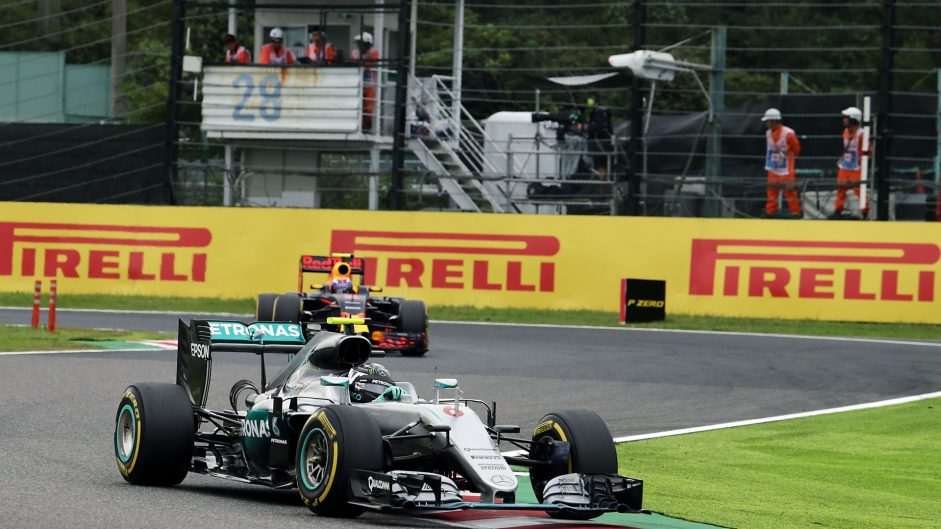 Ninth win for Rosberg puts title in sight