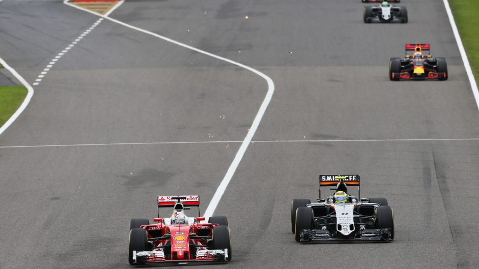 Sebastian Vettel, Ferrari, Suzuka, 2016