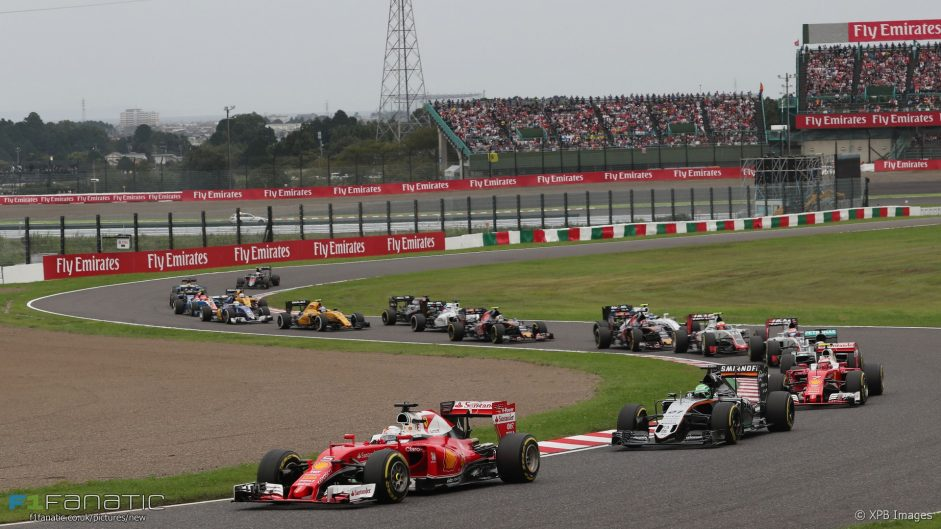 Vote for your 2016 Japanese Grand Prix Driver of the Weekend