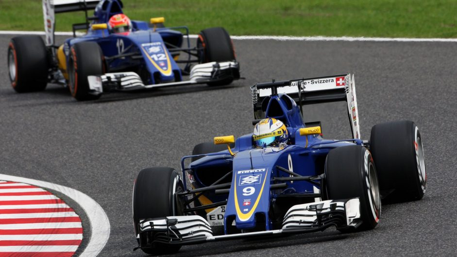 "Sauber's year-old engine plan ""makes sense"" – Ericsson"