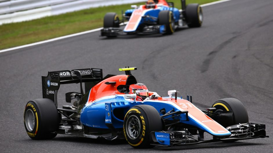 Manor have potential lifeline for 2017