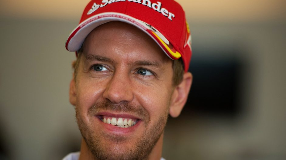 Vettel: Hamilton has more time in his pocket