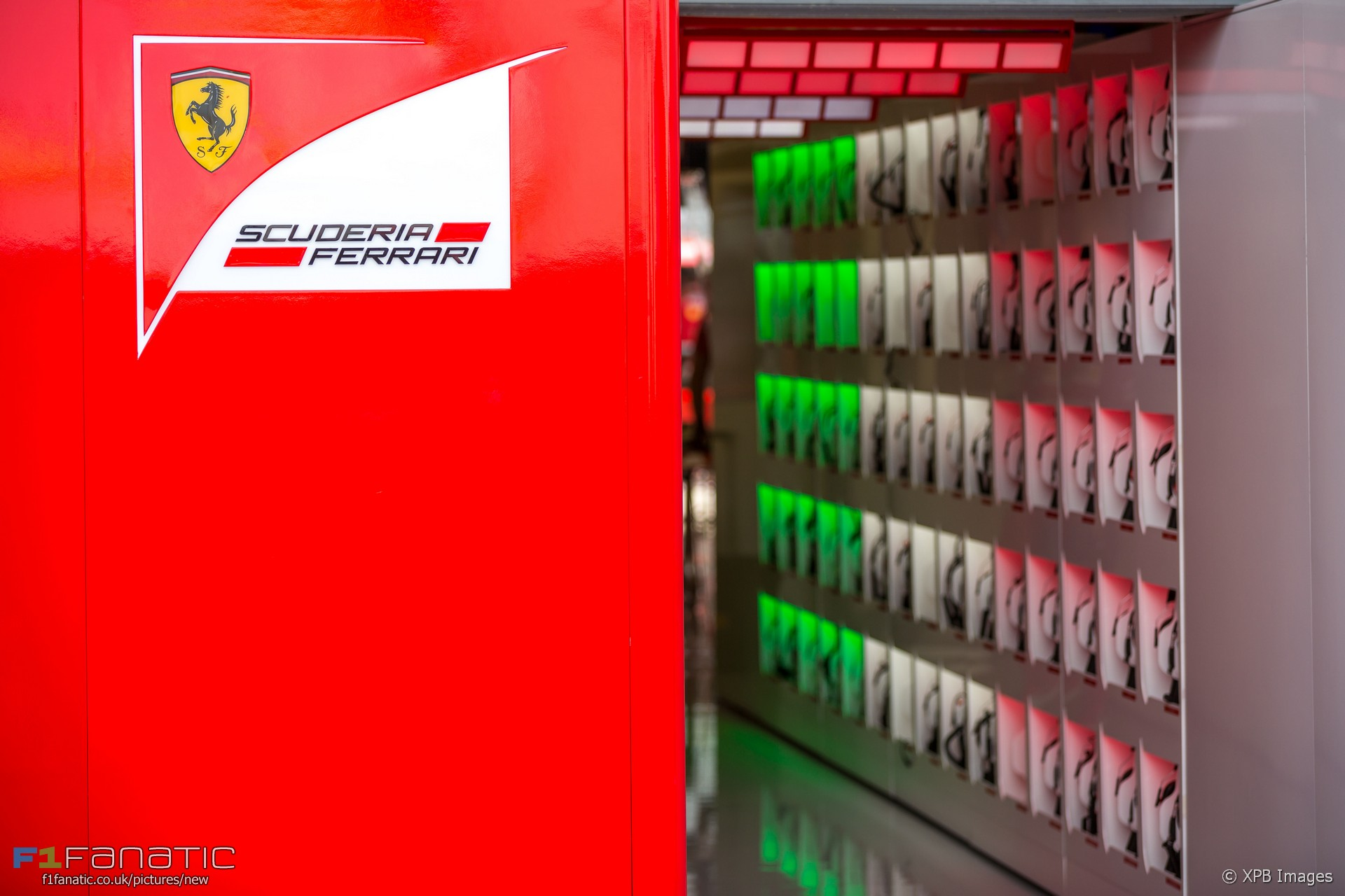 Ferrari, Circuit of the Americas, 2016