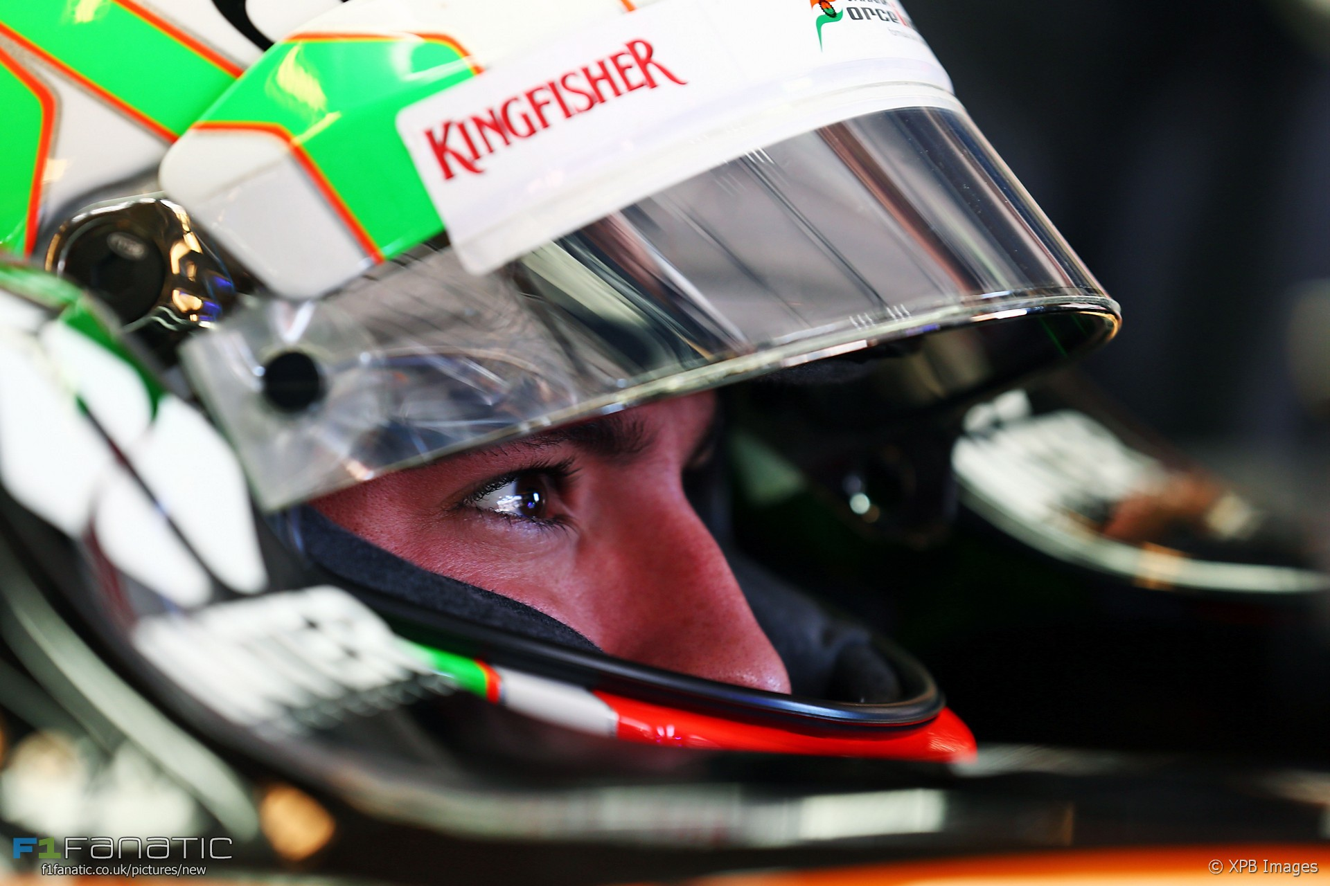 Alfonso Celis, Force India, Circuit of the Americas, 2016
