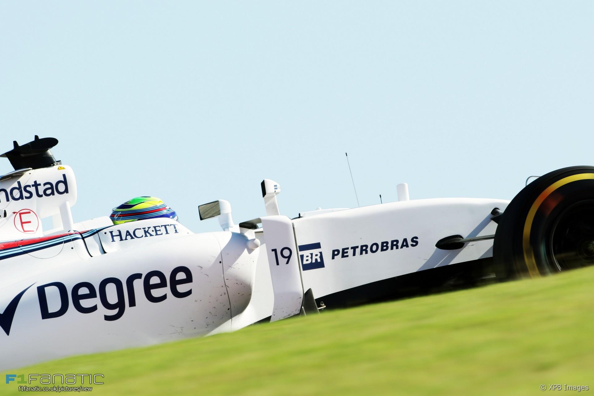 Felipe Massa, Williams, Circuit of the Americas, 2016
